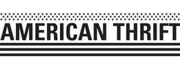American thrift logo